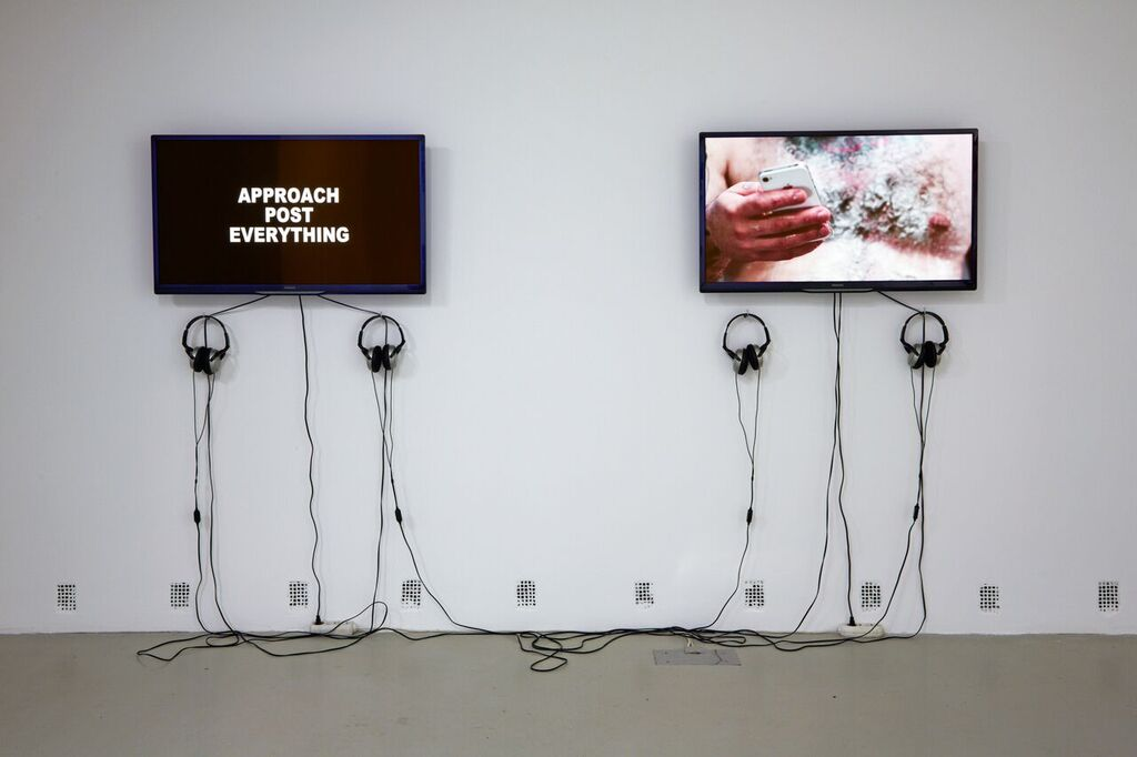 Jaakko Pallasvuo - How to internet 2012), Picasso(2014) 1