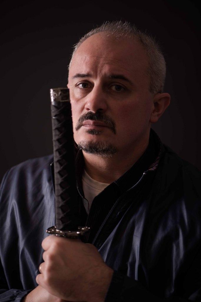 1.Gyuris Tibor. (Csutkai Csaba felvétele)