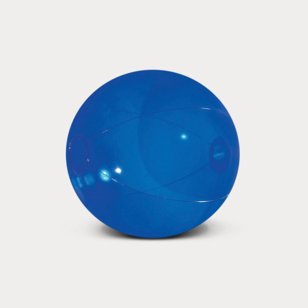 Beach-Ball-20cm+Translucent-Blue