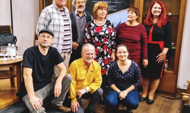 Megalakult a Szépírók Társaságának Szabolcs-Szatmár-Bereg megyei szervezete