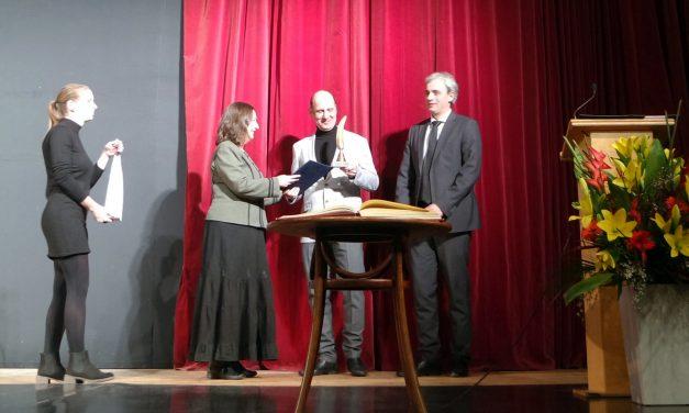 Lázár Balázs kapta a Bella István-díjat
