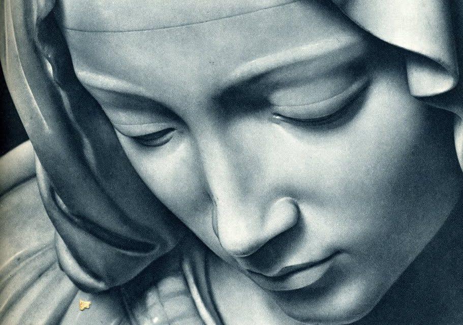 Saját seb – Máriák zsoltára