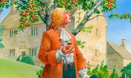 Newton almája