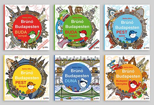 Mindenki kialakíthatja saját Budapest-könyvét