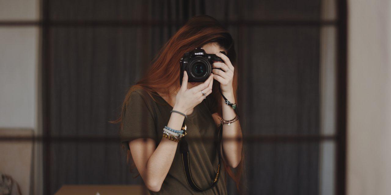 A fotós lány, Minek menni