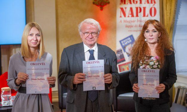 Díjakat adtak át, ösztöndíjasokat hirdettek az Oláh János Emlékesten
