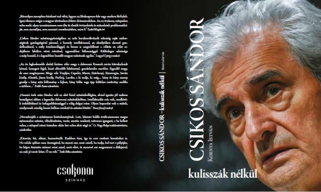 """""""Belenőni"""" egy korosztályba – Beszélgetés Csikos Sándorral"""
