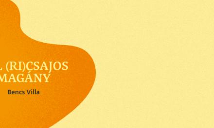 TÚL (RI)CSAJOS MAGÁNY – a szemle és a postakocsi közös irodalmi paródiaestje